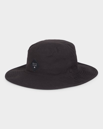 0 BOYS BIG JOHN HAT Black 8691302 Billabong
