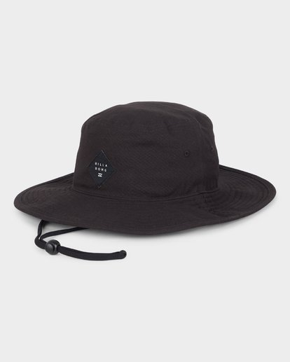 1 BOYS BIG JOHN HAT Black 8691302 Billabong