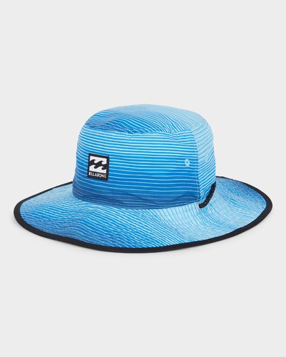 0 BOYS DIVISION REVERSIBLE HAT Blue 8691304 Billabong
