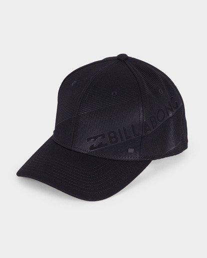 0 BOYS SLICE STRETCH CAP Black 8695312 Billabong