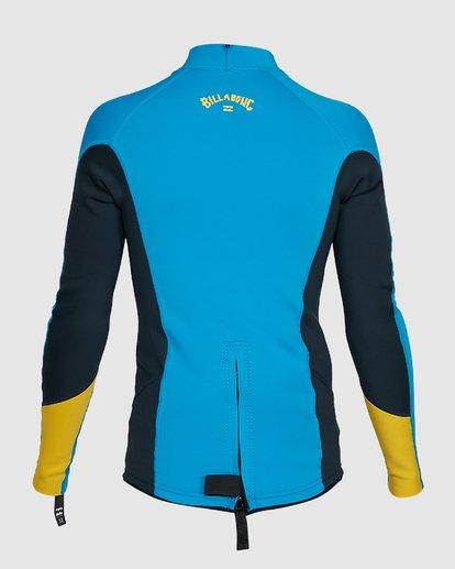 2 Boys Absolute Lite Wetsuit Jacket Blue 8703131 Billabong