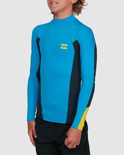 3 Boys Absolute Lite Wetsuit Jacket Blue 8703131 Billabong