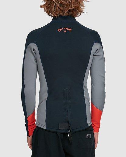 5 Boys Absolute Lite Wetsuit Jacket Blue 8703131 Billabong