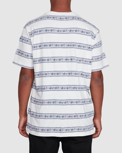 3 Austin Crew Tee White 9503001 Billabong