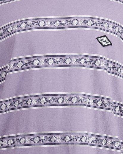 5 Austin Crew Tee Purple 9503001 Billabong