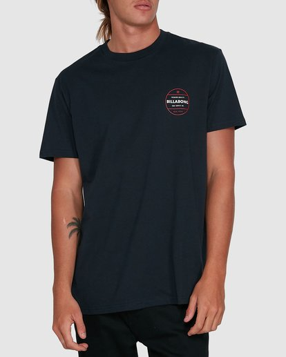 1 Rotor Short Sleeve Tee Blue 9503011 Billabong
