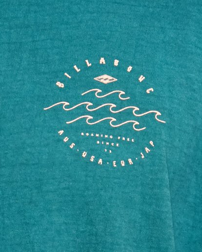 4 Big Wave Dave Short Sleeve Tee Green 9503012 Billabong