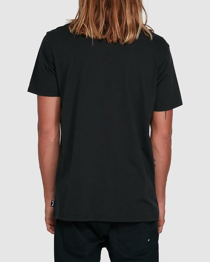 3 Boxed Arch Short Sleeve Tee Black 9503014 Billabong