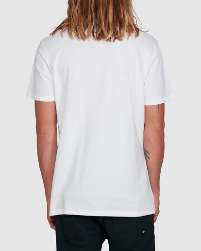 3 Boxed Arch Short Sleeve Tee White 9503014 Billabong