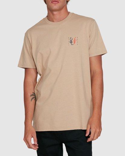 1 Scorpio Short Sleeve Tee Green 9503021 Billabong