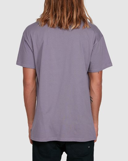 3 Yerrrp Short Sleeve Tee Purple 9503023 Billabong