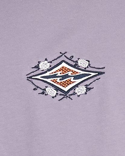 5 Yerrrp Short Sleeve Tee Purple 9503023 Billabong