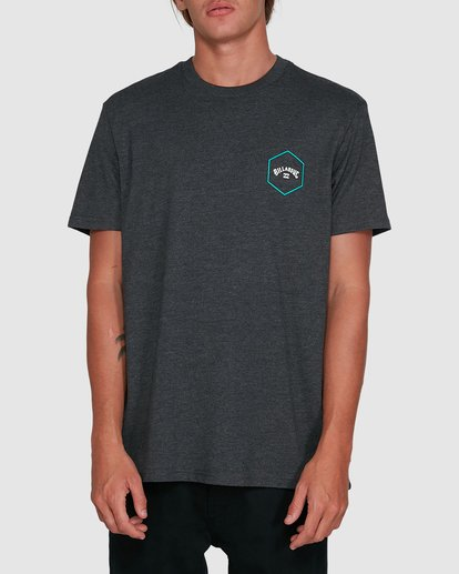 0 Access Short Sleeve Tee Black 9503027 Billabong