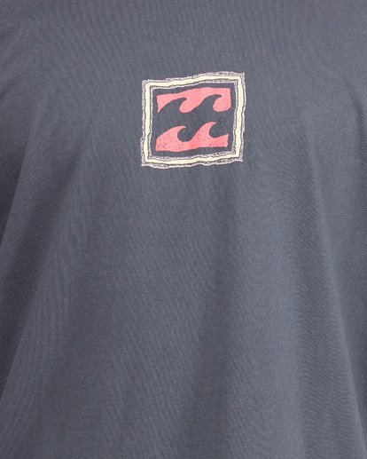 5 Checkers Short Sleeve Tee Black 9503028 Billabong