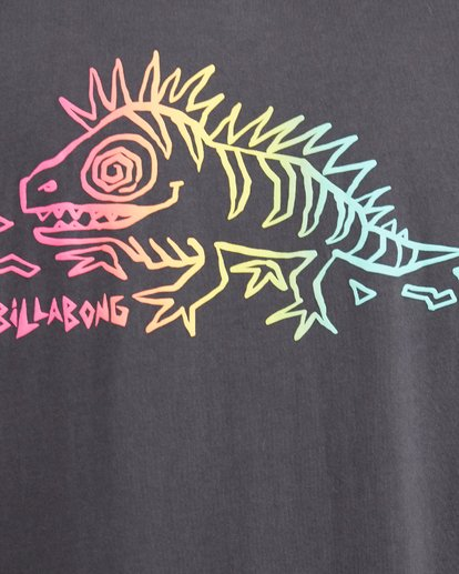 5 Mondo Short Sleeve Tee Black 9503031 Billabong