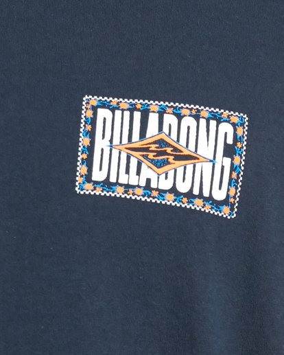 4 Shadows Short Sleeve Tee Blue 9503034 Billabong