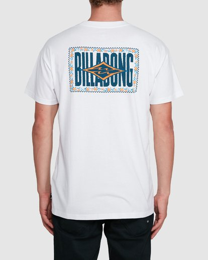 2 Shadows Short Sleeve Tee White 9503034 Billabong