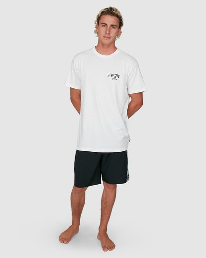 7 Dr. Seuss Oh The Places You'll Go Tee White 9503083 Billabong
