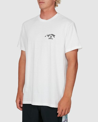 1 Dr. Seuss Oh The Places You'll Go Tee White 9503083 Billabong