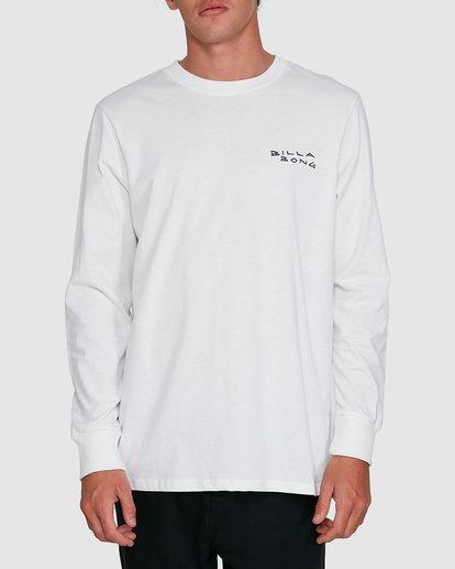 0 King Palm Long Sleeve White 9503172 Billabong
