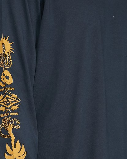 5 Solar Long Sleeve Tee Blue 9503173 Billabong