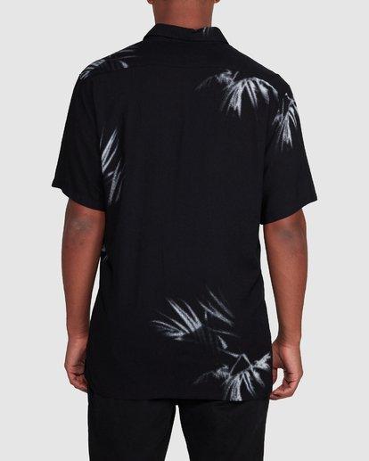 3 Sundays Tribes Short Sleeve Shirt Black 9503207 Billabong