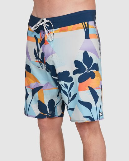 3 Sundays Airlite Boardshorts Blue 9503400 Billabong