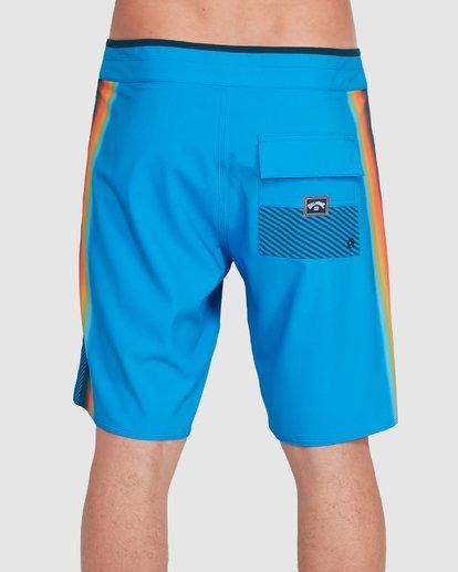 4 D Bah Airlite Boardshorts Blue 9503404 Billabong