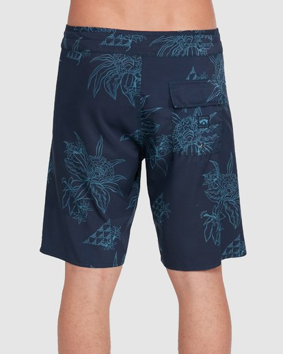 4 All Day Airlite Boardshorts Blue 9503405 Billabong