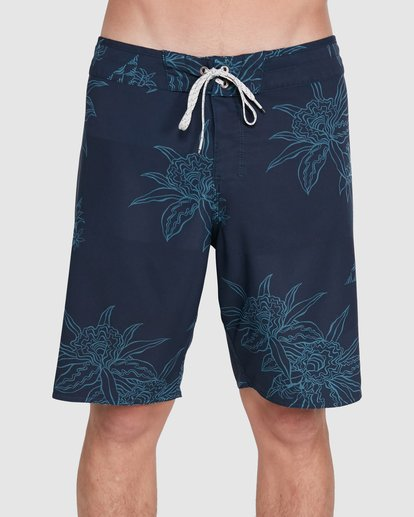 2 All Day Airlite Boardshorts Blue 9503405 Billabong