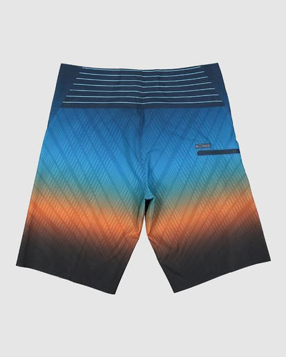 1 Fluid Pro Boardshorts Blue 9503406 Billabong