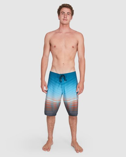 5 Fluid Pro Boardshorts Blue 9503406 Billabong