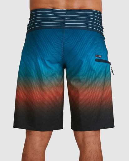 4 Fluid Pro Boardshorts Blue 9503406 Billabong