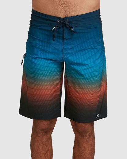 2 Fluid Pro Boardshorts Blue 9503406 Billabong