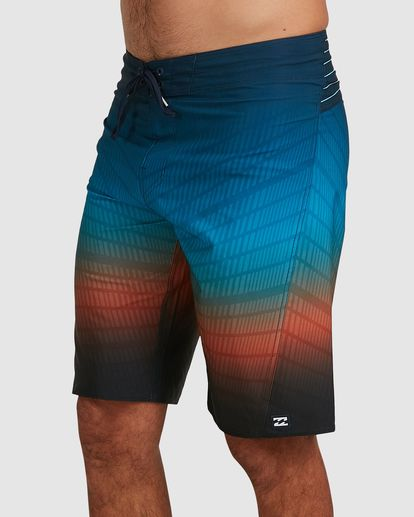 3 Fluid Pro Boardshorts Blue 9503406 Billabong