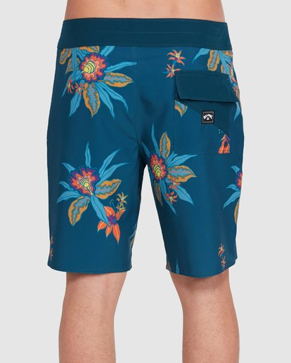 4 Sundays Pro Boardshorts Blue 9503407 Billabong