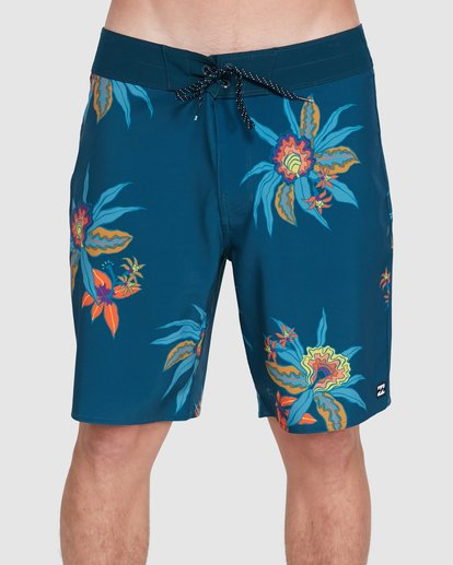 2 Sundays Pro Boardshorts Blue 9503407 Billabong