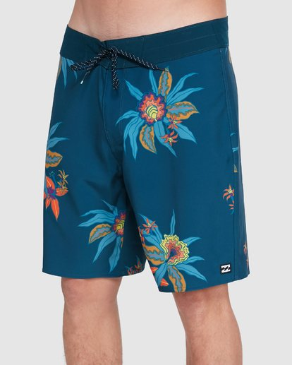 3 Sundays Pro Boardshorts Blue 9503407 Billabong