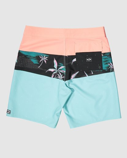 1 Tribong Pro Boardshorts Orange 9503408 Billabong
