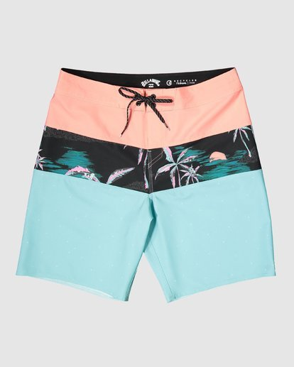 0 Tribong Pro Boardshorts Orange 9503408 Billabong