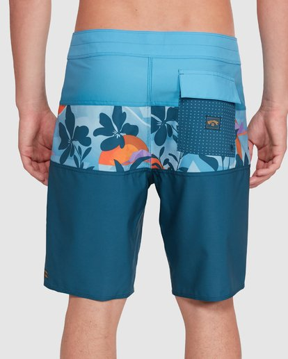 7 Tribong Pro Boardshorts Orange 9503408 Billabong