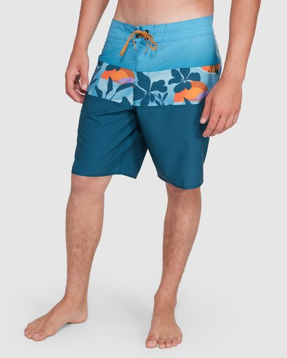 11 Tribong Pro Boardshorts Orange 9503408 Billabong