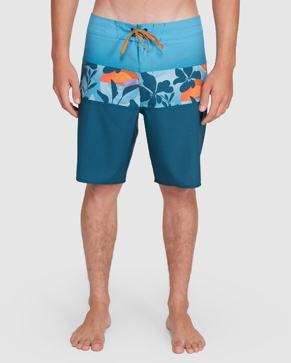 8 Tribong Pro Boardshorts Orange 9503408 Billabong