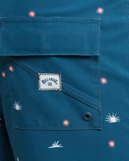 5 Sundays Mini Pro Boardshorts Blue 9503413 Billabong