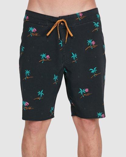 2 Sundays Mini Pro Boardshorts Blue 9503413 Billabong
