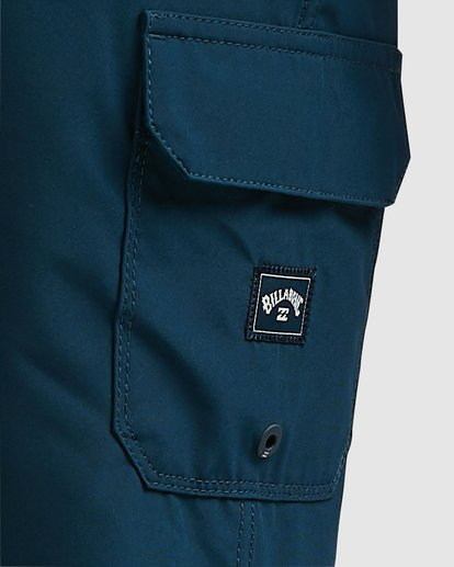 6 All Day Pro Boardshorts Blue 9503414 Billabong