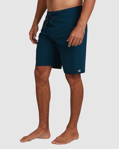 4 All Day Pro Boardshorts Blue 9503414 Billabong