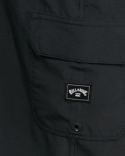 12 All Day Pro Boardshorts Black 9503414 Billabong