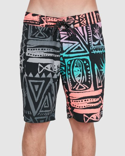 2 Sundays Intrchng Pro Boardshorts Blue 9503418 Billabong