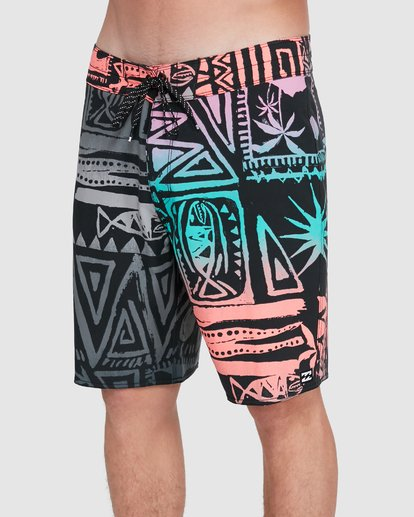 3 Sundays Intrchng Pro Boardshorts Blue 9503418 Billabong